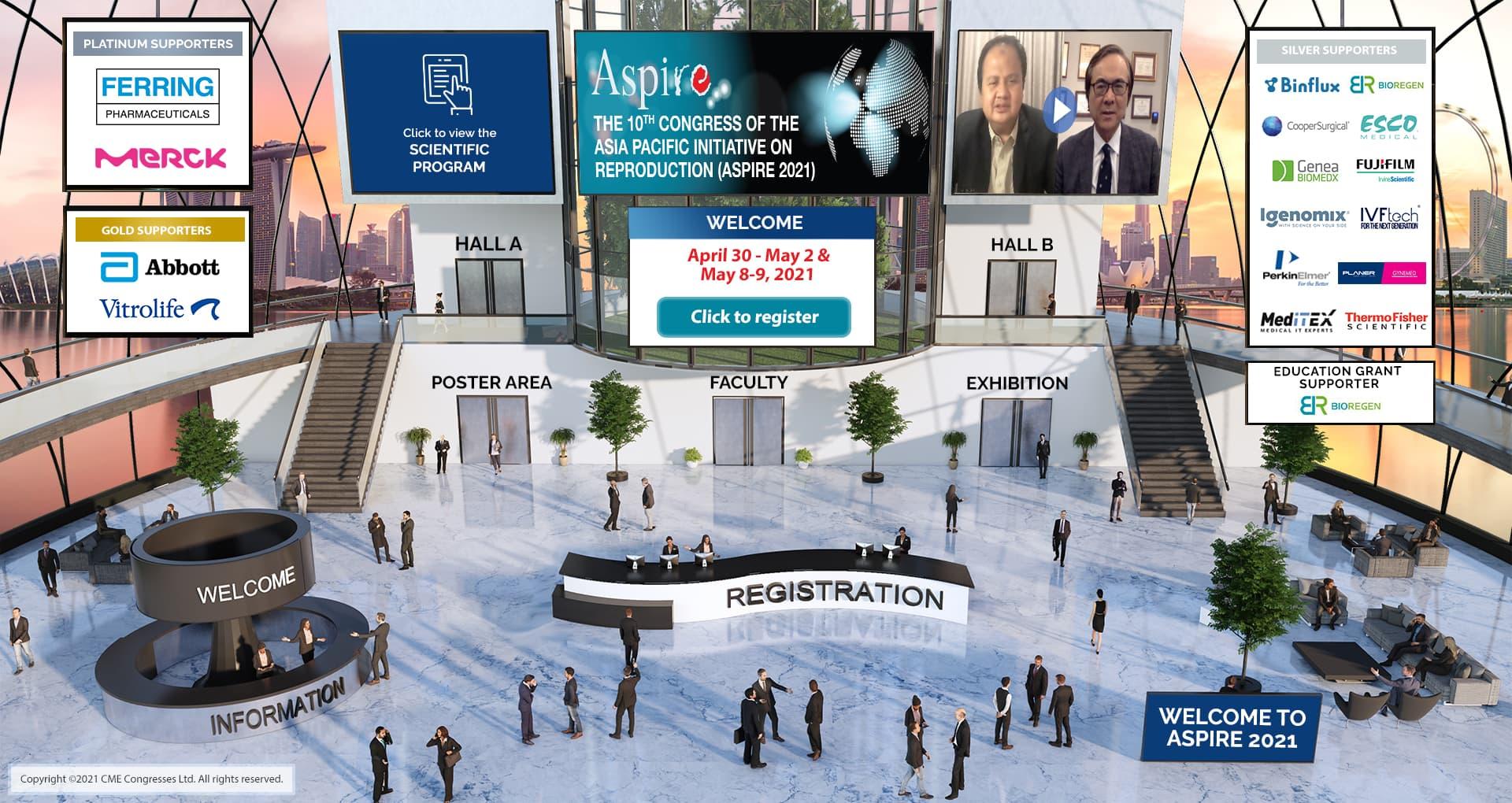 The 10th Aspire Congress